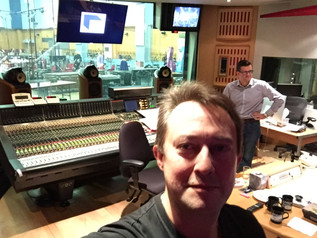 Abbey Road with Chris Rolfe
