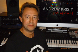 my studio in 2014