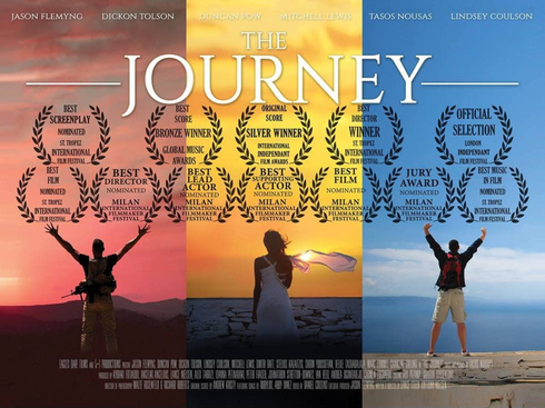 The Journey awards in 2014