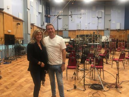 with Fiona Mackenzie