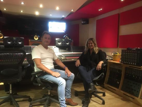 with Director Fiona Mackenzie