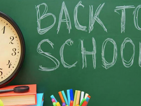 Top Tips to help you get back to school!