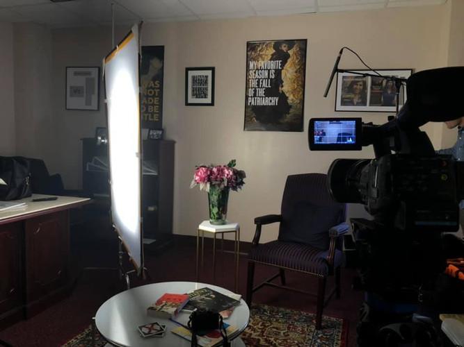 Behind the Scenes - Anna Eskamani Interview