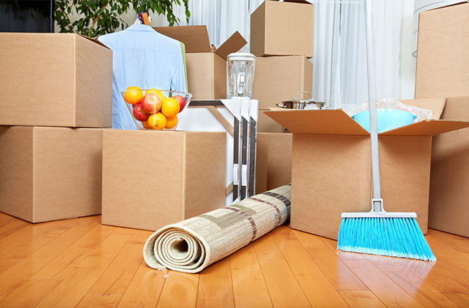 Move In/Out Clean