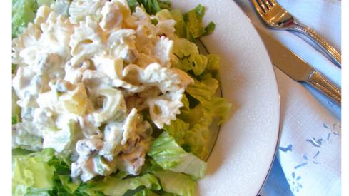 Chicken Potluck Salad