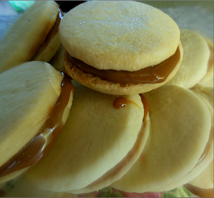 Alfajores or Angel Kisses?