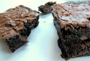 Box No-Box Brownies