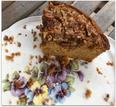 Sweet Potato Pound Cake