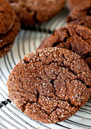 Z-I-N-G Ginger Cookies