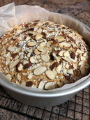 Cherry Almond Winter Loaf