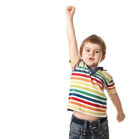 Ergothérapie en pédiatrie / Favoriser le sentiment de compétence!
