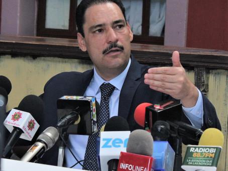 BUSCARÁ TOÑO MARTÍN DEL CAMPO MEJORAS ECONÓMICAS PARA POLICÍAS DE TODO EL PAÍS