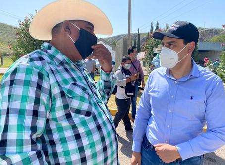 PRIMORDIAL EL DIÁLOGO PARA LA RESOLUCIÓN DEL PROBLEMA DEL AGUA EN CHIHUAHUA: TOÑO MARTÍN DEL CAMPO