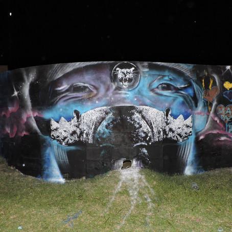 Rhino Mask, Mercedes, Uruguay