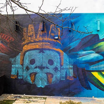 Tlaloc, Wichita, Ka, USA