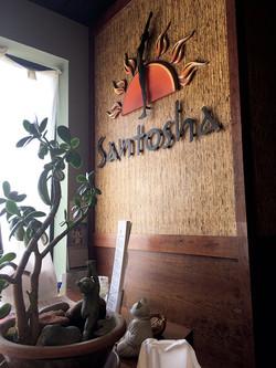 Santosha Entryway