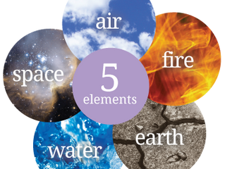 Self-Care Through The 5 Elements