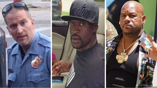 Derek Chauvin Under investigation for punching open a black teens face