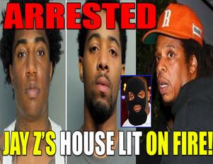 Fredo Bang & Lit Yoshi ARRESTED + Jay Z's house LIT on fire