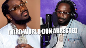 Florida rapper Third World Don arrested for fraud, forgery & theft