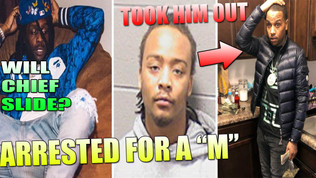 Demitri Jackson ARRESTED for TAKING OUT Chief Keef's ARTIST Tray Savage