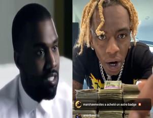 Soulja Boy said Kanye West is BROKE