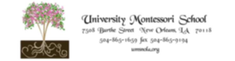 University Montessori School
