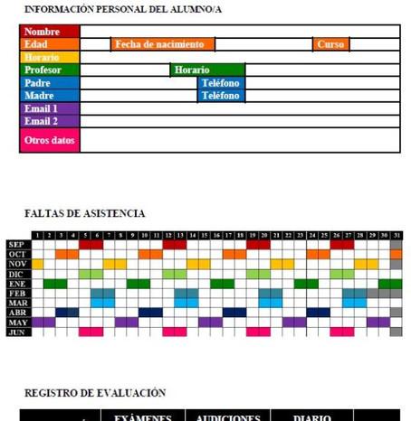 Cuaderno del profesor 2020-2021