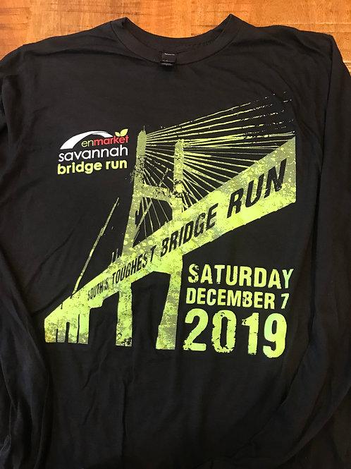 2019 Bridge Run Participant Shirt