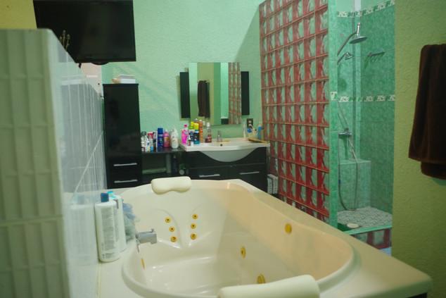 Master Bedroom (Extra Large Bathroom)