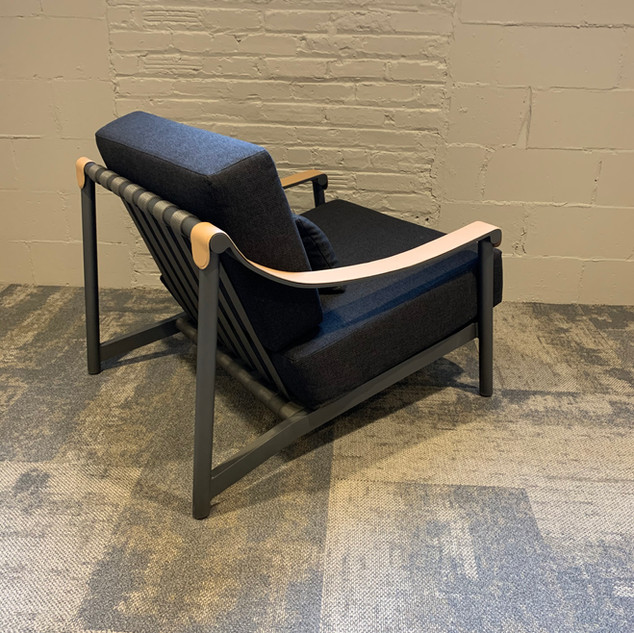 Hudson Lounge Arm Chair