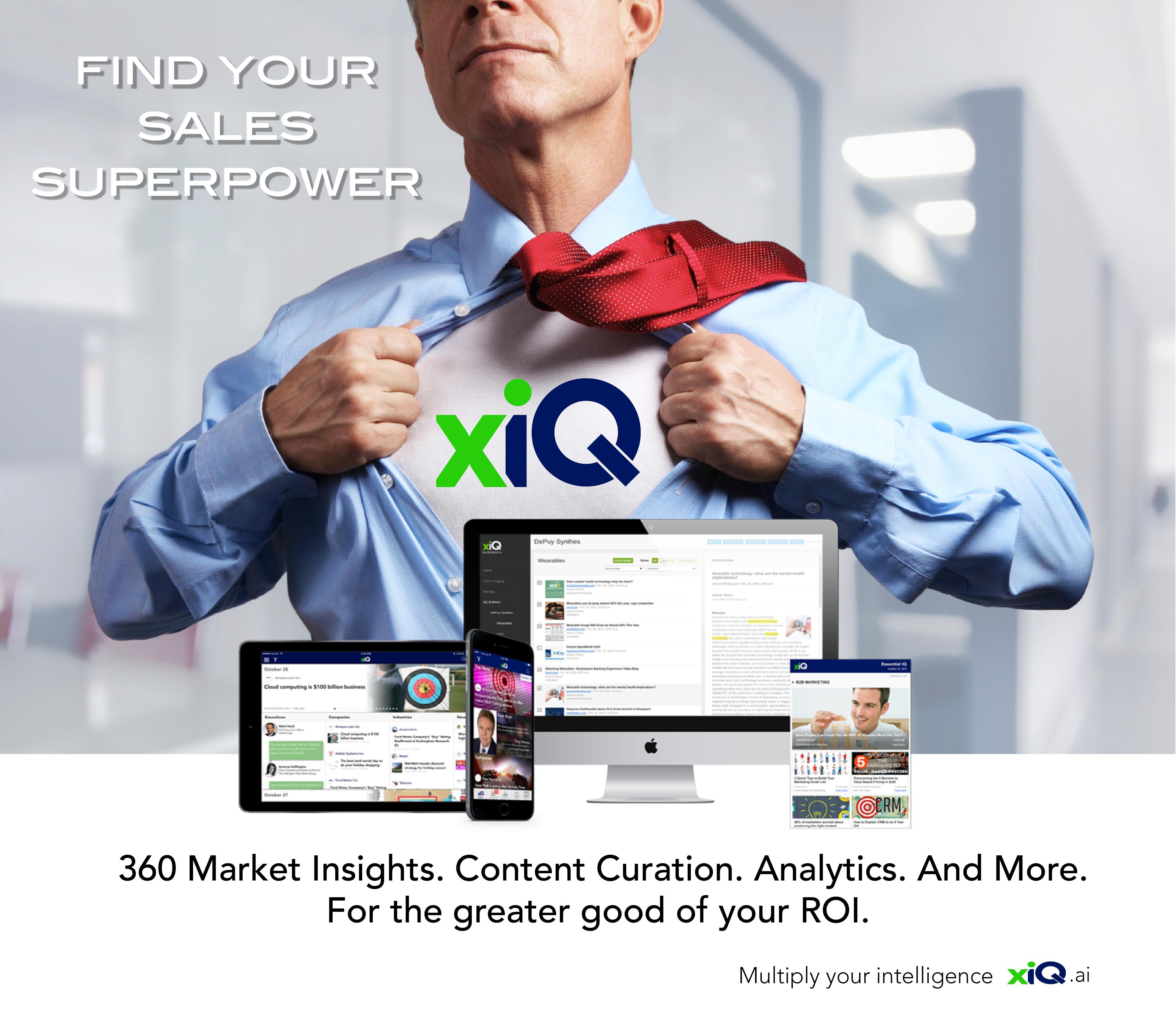 xiQ Business Intelligence