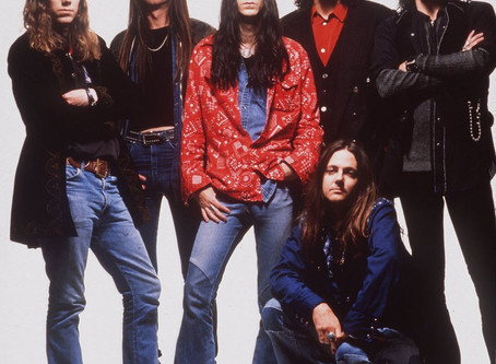 Rinviato al 2021 il tour dei The Black Crowes