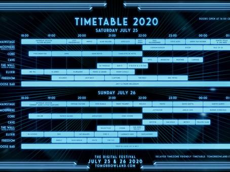 Tomorrowland altri tre illustri nomi per la sua line up