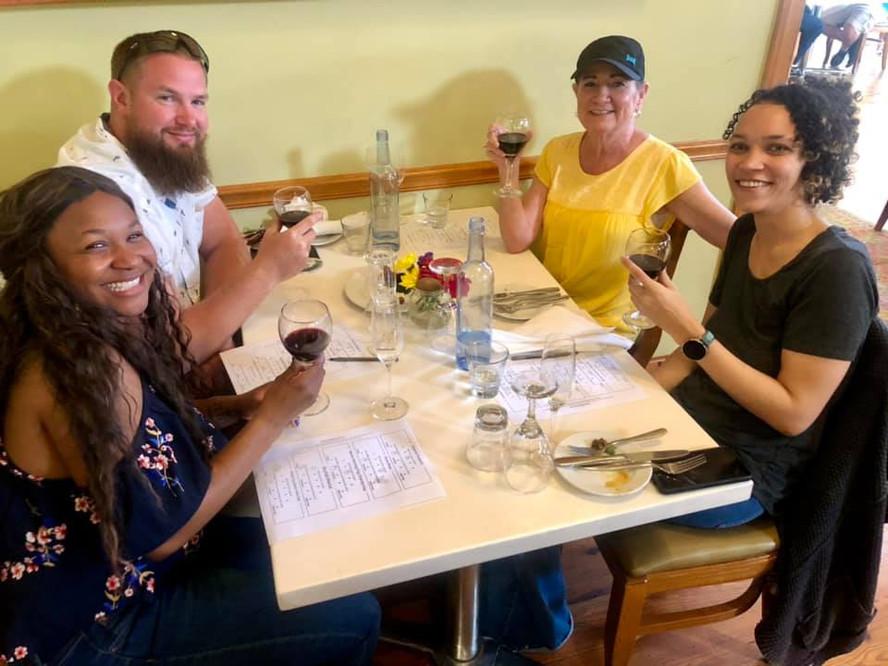 Garfrerick's 2021 Wine Tasting