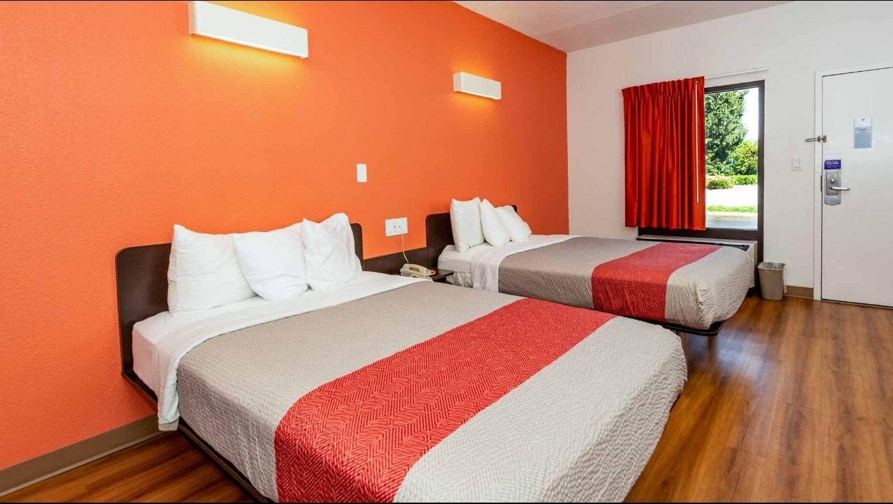 Motel 6 A Kingsport TN Economy Hotel