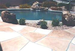 Decorative Concrete For Pool Decks