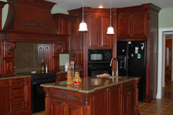 Large and Functional Kitchens