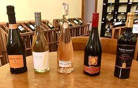 Anniston AL wine tastings at Garfrerick's
