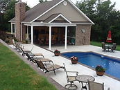 Jefferson County TN pool contractors and custom pool contractors in Knoxville TN.  Custom pool contractors in Sevier County TN and a Sevier County TN custom pool contractor by RLS Pools