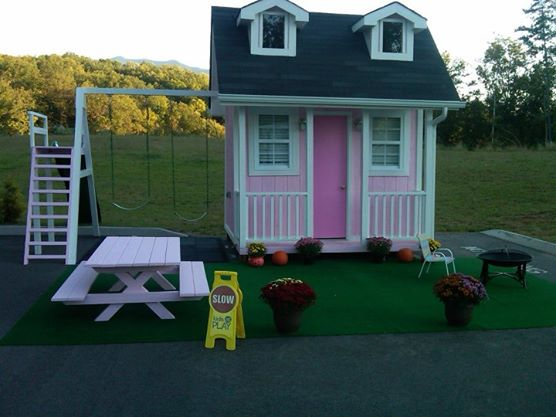 Custom Life Size Doll House