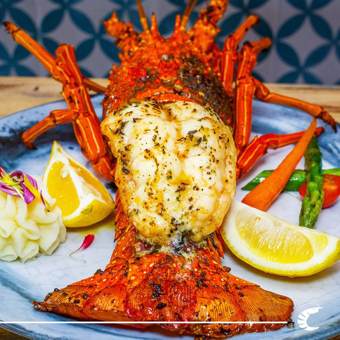 Best lobster dishes in the area