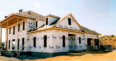 Custom home builders in Sevierville TN.  Sevierville TN framing contractors.  Commercial framing contractors in East TN