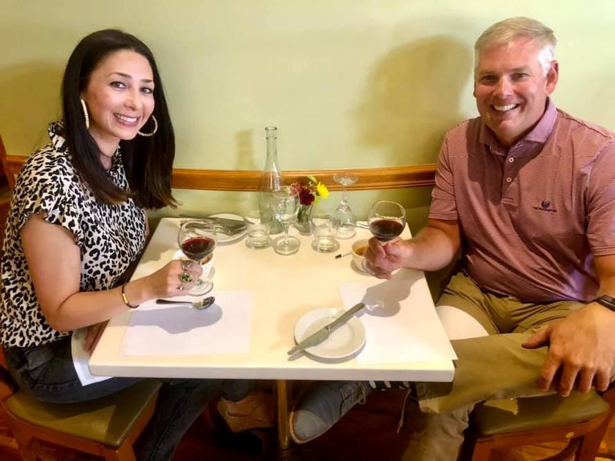 Garferick's 2021 Wine Tasting