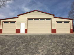 Commercial Garage Doors From Service Plus