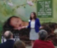 Lindsey White State Oratory Winner 2019.