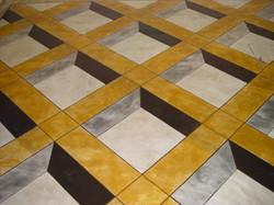Custom Concrete Acid Staining