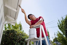 House painters in Sevierville TN.  Pigeon Forge TN house painters and house painters in Gatlinburg TN