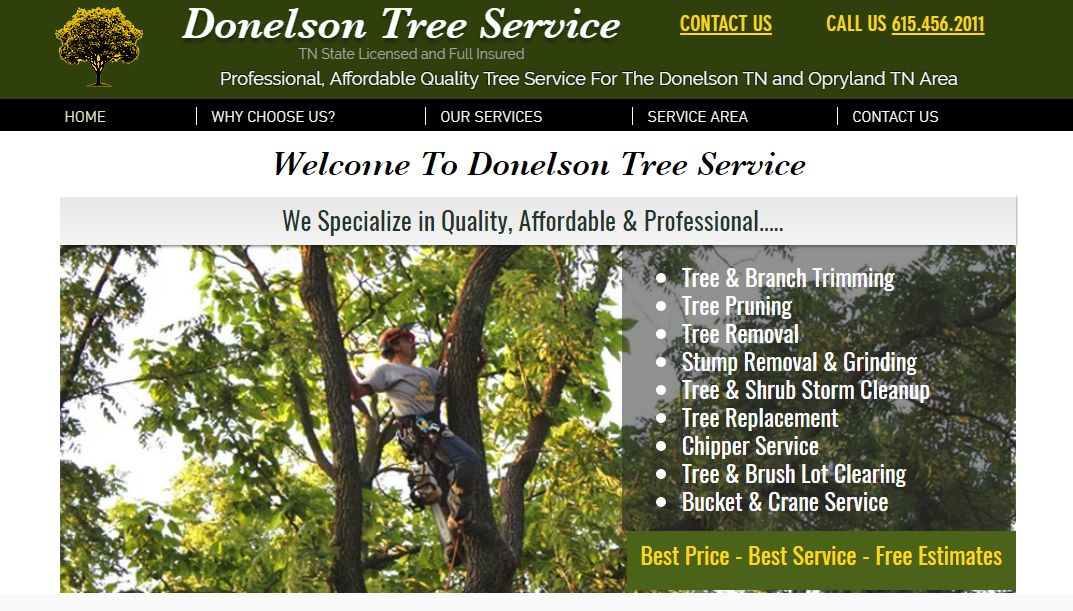 Donelson Tree Service