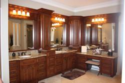 Spacious & Luxurious Bathrooms